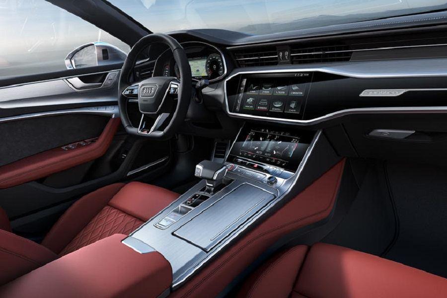 سيارة اودي A7 الجديدة كليا Audi A7 2020