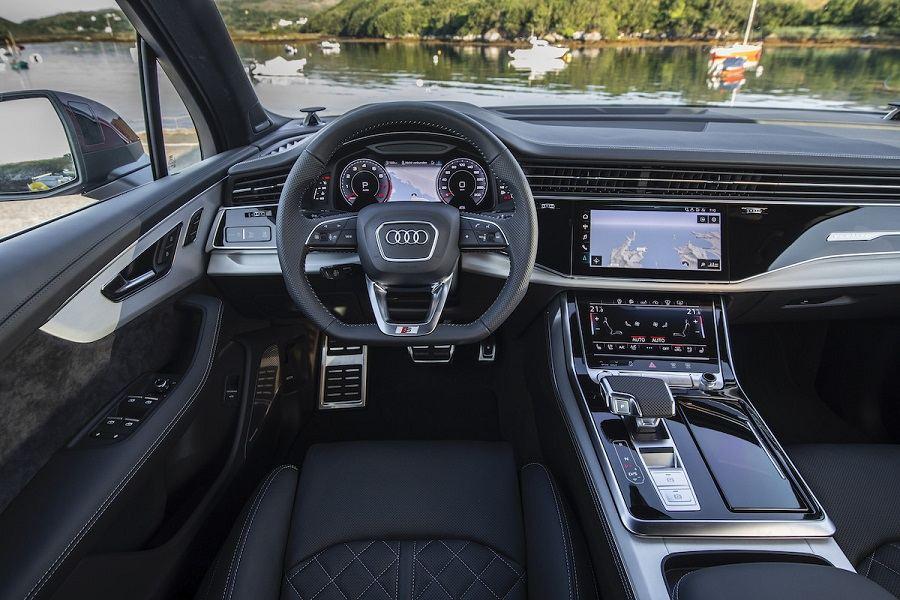 سيارة اودي Q7 2020 الجديدة كليا Audi Q7 2020