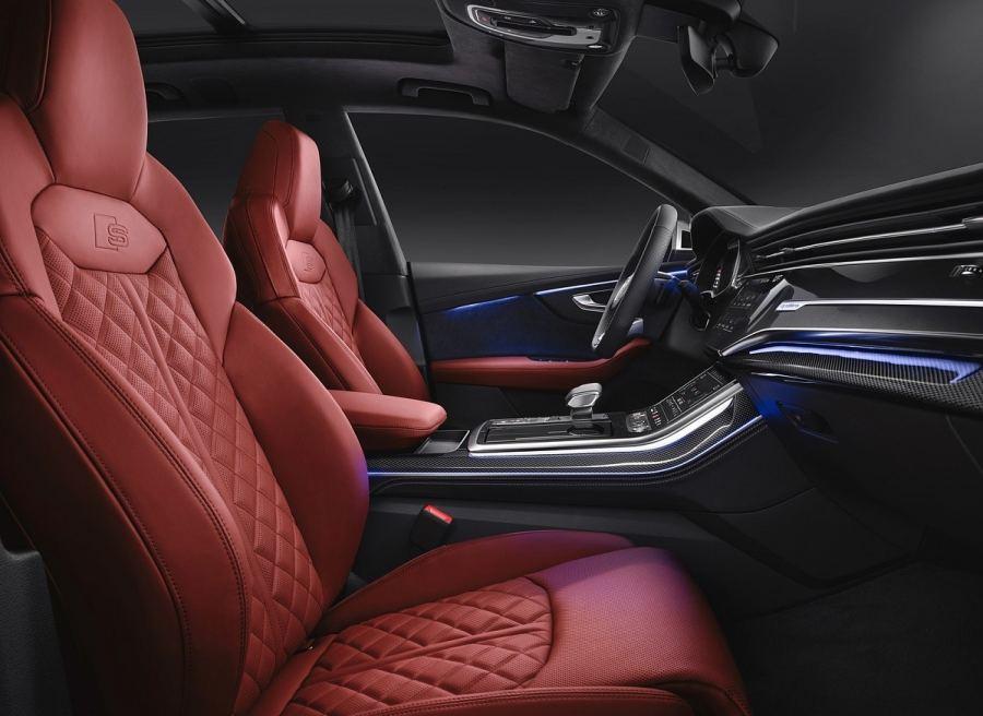 اودي Sq8 2020 سيارة الدفع الرباعي المميزة Audi Sq8