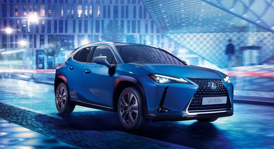 مواصفات واسعار سيارة ال Suv الكهربائية لكزس Ux الجديدة 2021